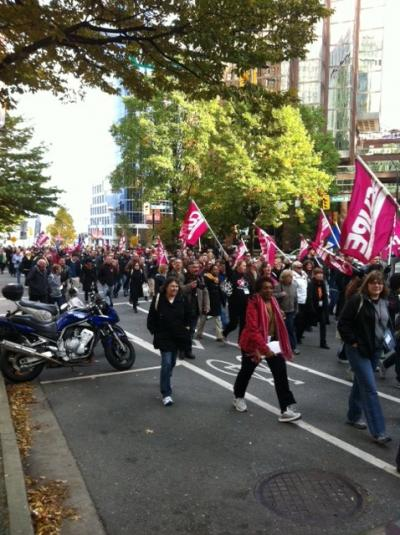 CUPE National Convention 2011
